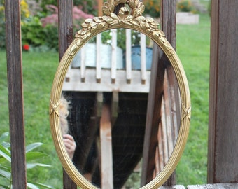 carved look mirror etsy