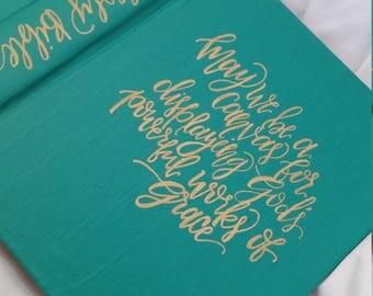Simplicity Custom Journaling Bible