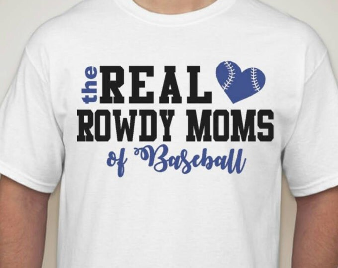 The real Rowdy Moms of Baseball