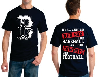 Red Sox for Baseball Cowboys for Football