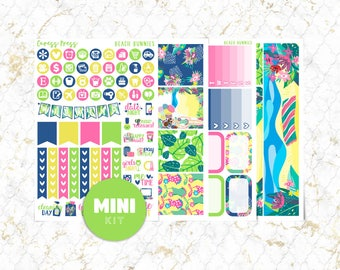 Beach Bunnies Mini Kit | 120+ Stickers
