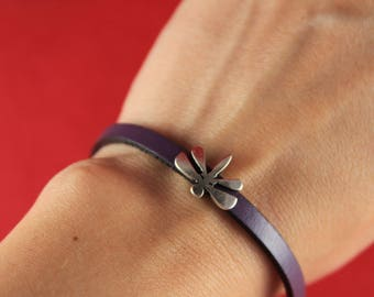 3A/1 MADE in EUROPE 2 zamak dragonfly sliders for 5mm cord, flat cord dragonfly slider, zamak slider (78312/05) qty2