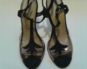 Free Shipping Vintage 1940s Heels