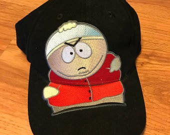 Vintage Cartman South Park hat from 1998