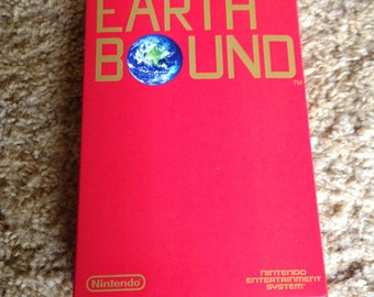 Nintendo NES Earthbound in Box - Reproduction