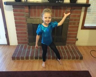 Little girls dance leotard