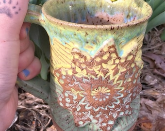 Daffy Days Mug