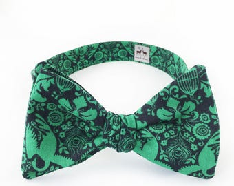 Tailfeather Butterfly Bow Tie
