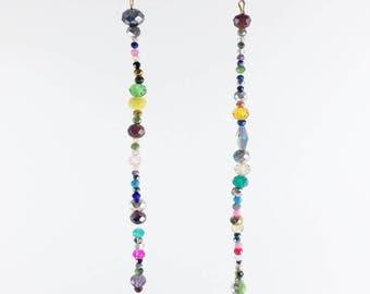 Multicolor Long Necklace