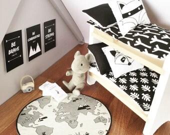 Mini Prints – Be Brave Set