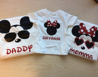Disney Family Shirts, Disney Matching Shirts. Family Disney Shirts, Disney Matching Shirts, Disney Couple Shirts, Disney Shirts