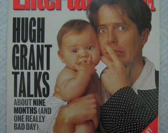 ENTERTAINMENT  WEEKLY - July 21 , 1995 Hugh Grant