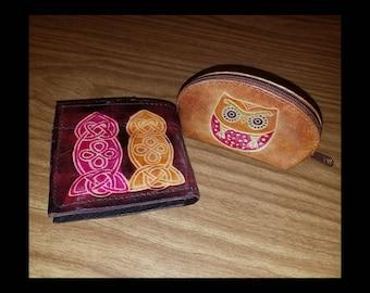 """Shop """"owl purse"""" in Wallets & Money Clips"""