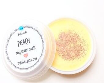 Peach - Wax Melt - cups