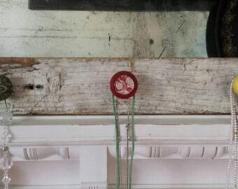 Barnwood Hanger. Wall Decor. Recycled Barn Wood, Decorative Hanger, Vintage, Shabby Chic