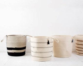 Large Floor Basket / Laundry Bin / Storage Solution