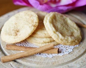 Snickerdoodle Cookies, Cinnamon Cookies, Sugar Cookies