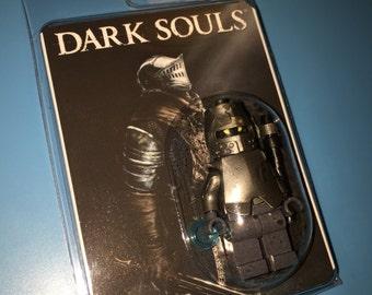 DARK SOULS Custom Packaged Minifigure Prepare to Die Edition Video Game