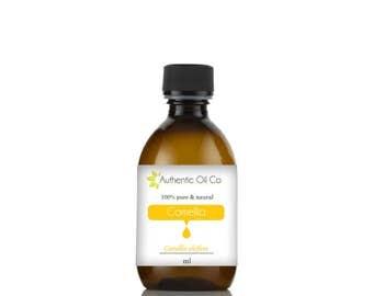 Camellia Infused oil Various sizes  10ml 50ml 100ml 250ml 500ml 1 litre