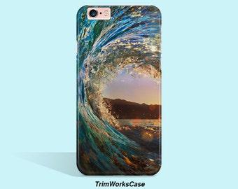 Waves iPhone 7 Case Nautical iPhone 6 Case Sea iPhone 6 Plus Case Waves iPhone Case Surf iPhone Case iPhone 7 plus Case Summer iPhone 5 Case