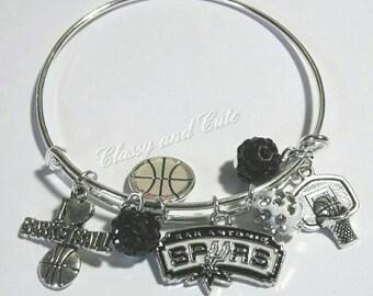 San Antonio Spurs Bracelet