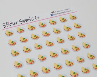 Omlet Planner Stickers