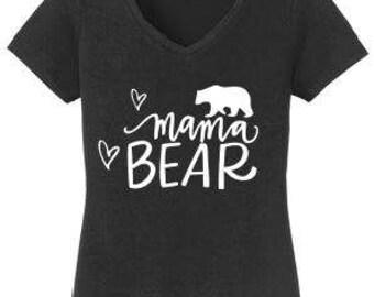 Mama bear shirt, mom bear, mothers day gifts, mom gifts, custom shirts, personalized shirts, bear shirts, mom shirts, momlife