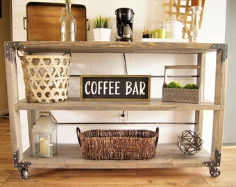 coffee station furniture. unique station farmhouse rustic furniture farmhouse coffee bar station  bookcase inside coffee station furniture