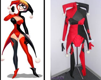 Harley Quinn Hand made outfit