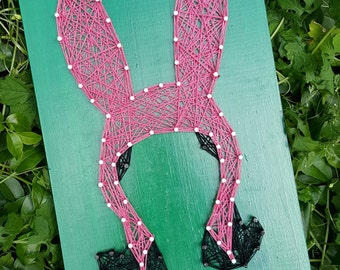 Louise String Art Made to Order Home Decor