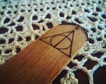 Gift idea-Bookmark Harry Potter and the Deathly Hallows