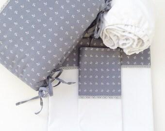 Bedding set - Bezug - Sheet - Bumper