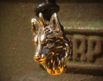 Wolf Charm (ON SALE -20%)