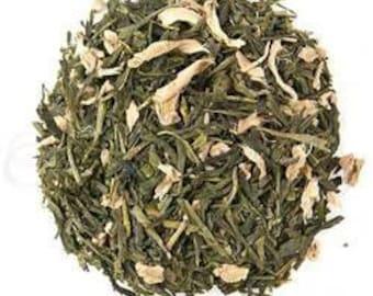 Ginger Flavoured Green tea 100g