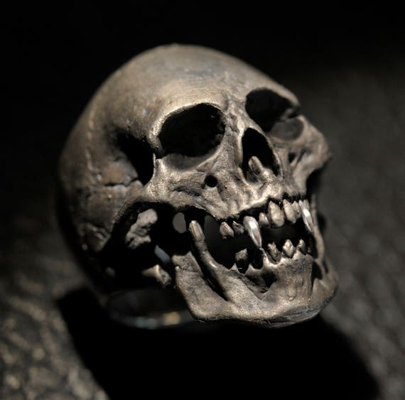Pirate Rings And Skull Rings