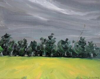 Landscape, Storm Warning