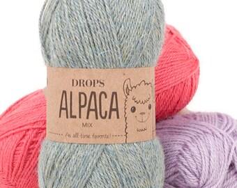 Drops Alpaca Yarn 50 g-167 m