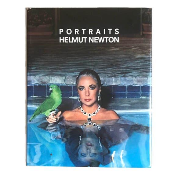Portraits, by Helmut Newton, 1987.