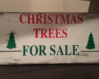 Christmas Trees For Sale Sign,Christmas Decorations, Rustic Christmas Signs,Christmas Decor, Farmhouse Christmas,Christmas Signs,Xmas Sign,