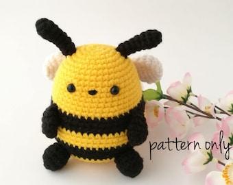 PDF PATTERN: Bumblebee Amigurumi