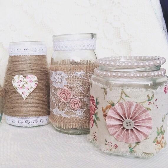 Handcrafted Jars