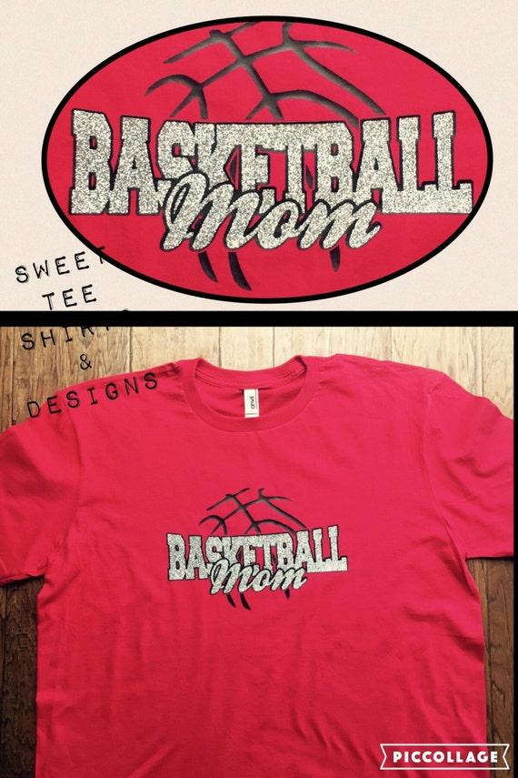 Basketball Mom Shirt