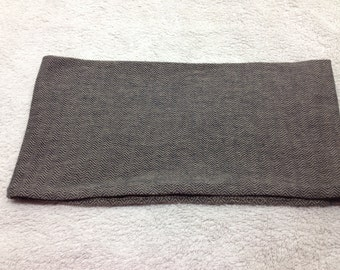 Scarf gray, art. No. ON 180