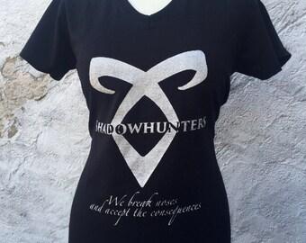 Shadowhunters Angel Rune T-Shirt