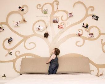 Tree of life wall 170 cm