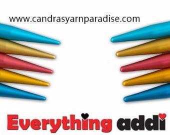 "addi® FlipStix™ or Colibri double pointed knitting needles 6"""