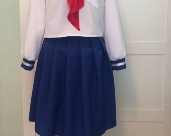 Japanese School Uniform Anime Cosplay Sailor Moon Noragami