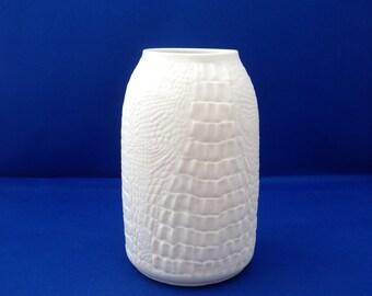 Kaiser Crocodile vase