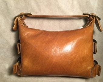 Vintage Mini Leather Shoulder/Handbag