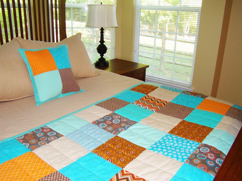Sale bed runner bed scarf quilted bed runner southwest bed for Southwest beds